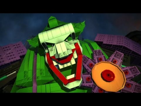 LEGO Batman 2: DC Super Heroes Walkthrough - Chapter 11 - Crash Landing