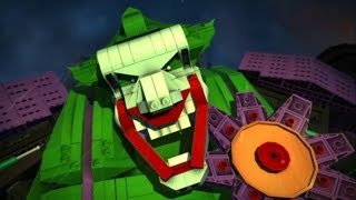 LEGO Batman 2: DC Super Heroes Walkthrough - Chapter 11 - Crash Landing