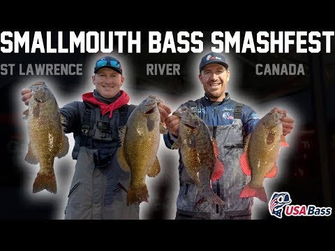 Going for the GOLD MEDAL (Team Bass Fishing Tournament) - Team USA
