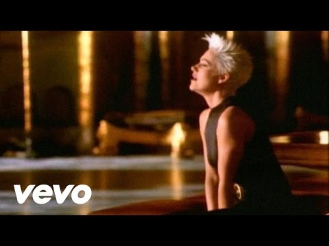 Roxette - Fading Like A Flower:歌詞+中文翻譯
