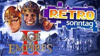 Monumentaler Krieg in Age of Empires 2 - RETRO Sonntag - GIGA.DE