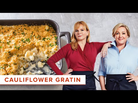 How to Make Creamy, Comforting Cauliflower Gratin