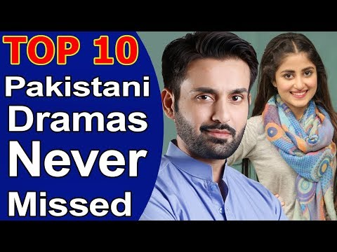 Top 10 Pakistani Dramas List Never Missed To Watch 2019