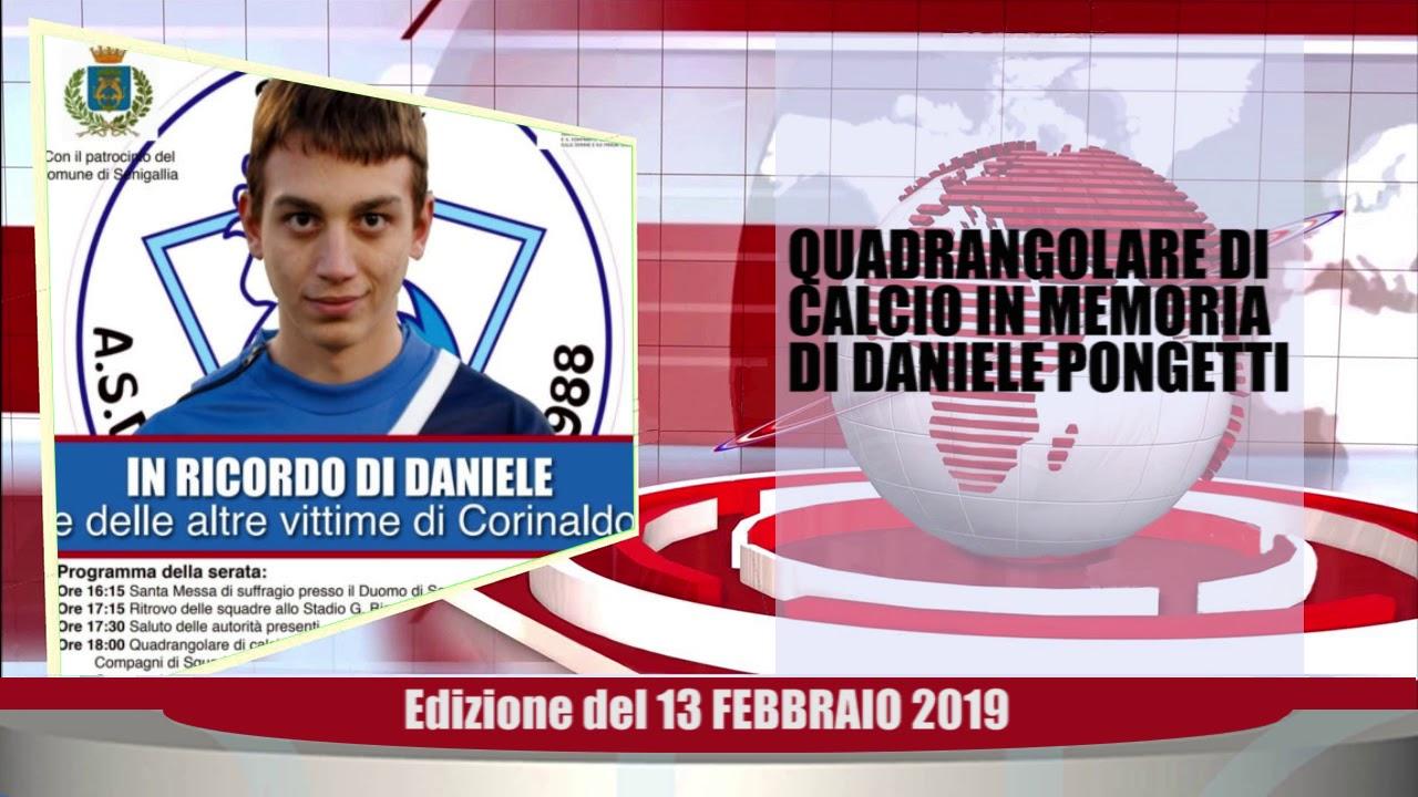 Velluto Notizie Web Tv Senigallia Ed  13 02 2019