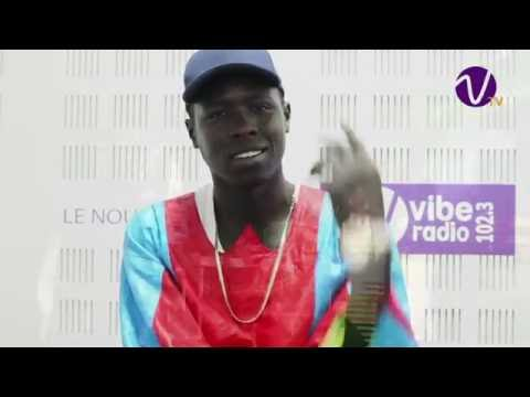 Ngaaka Blindé sur Vibe Radio 102.3