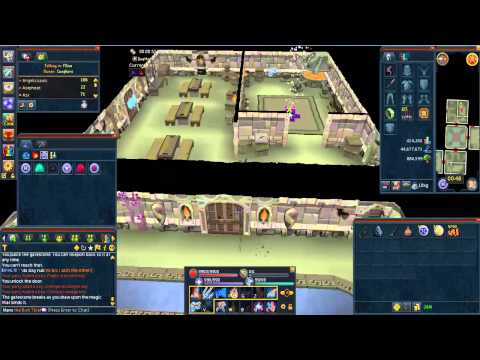 Efficient Reset Skilling 1.8m xp in 2 hours.