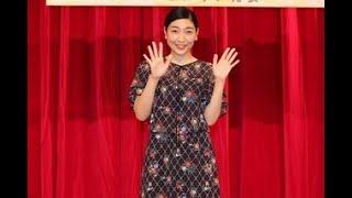 女優の安藤サクラが、NHKの平成30年度後期連続テレビ小説「まんぷく」の...