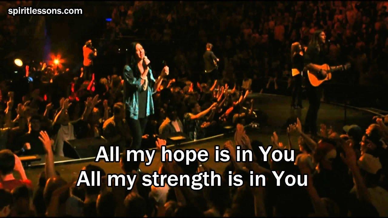 All My Hope - Hillsong Live (Lyrics/Subtitles) 2012 DVD ...
