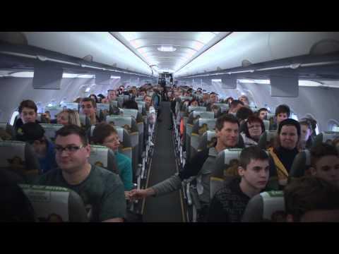 CondorTV: Airbus A320 Raffael