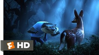 Hotel Transylvania 2 (3/10) Movie CLIP - Wayne the Were-Wussy (2015) HD