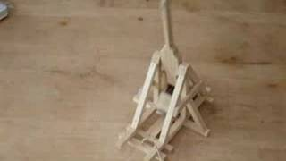 Firing The Trebuchet