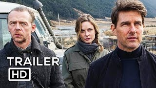 Mission: Impossible - Fallout (2018) - Official Trailer - Paramount Pictures