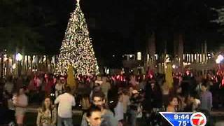 Village of Merrick Park Tree Lighting 11-17-11 CH 7 11-18 at 9:0 Thumbnail