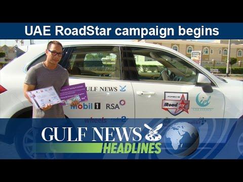 UAE RoadStar campaign begins - GN Headlines