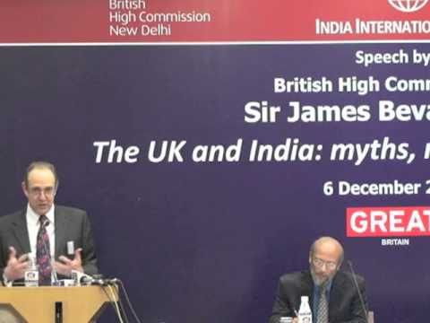 The UK and India: myths, reality and prospects