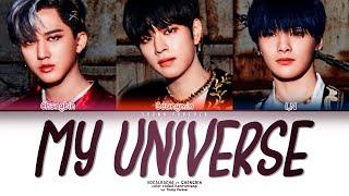 Download lagu Stray Kids (Seungmin, I.N, (Feat. Changbin)) 'My Universe' [COLOR CODED HAN/ROM/SUBESPAÑOL LYRICS]