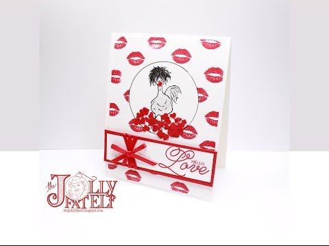 Stampin' Up! Sending Love And Hey Chick