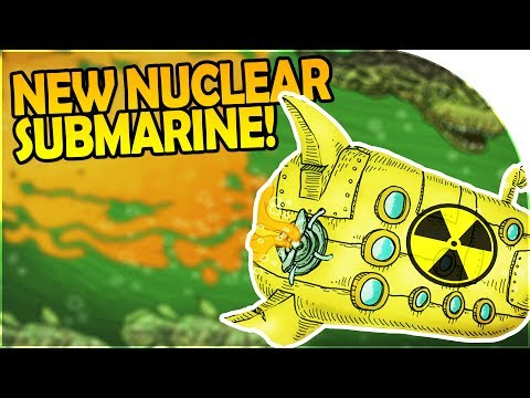 NEW NUCLEAR SUBMARINE - NEW Update + EMP Ship - We Need To Go Deeper Gameplay w Draegast Blitz Baron