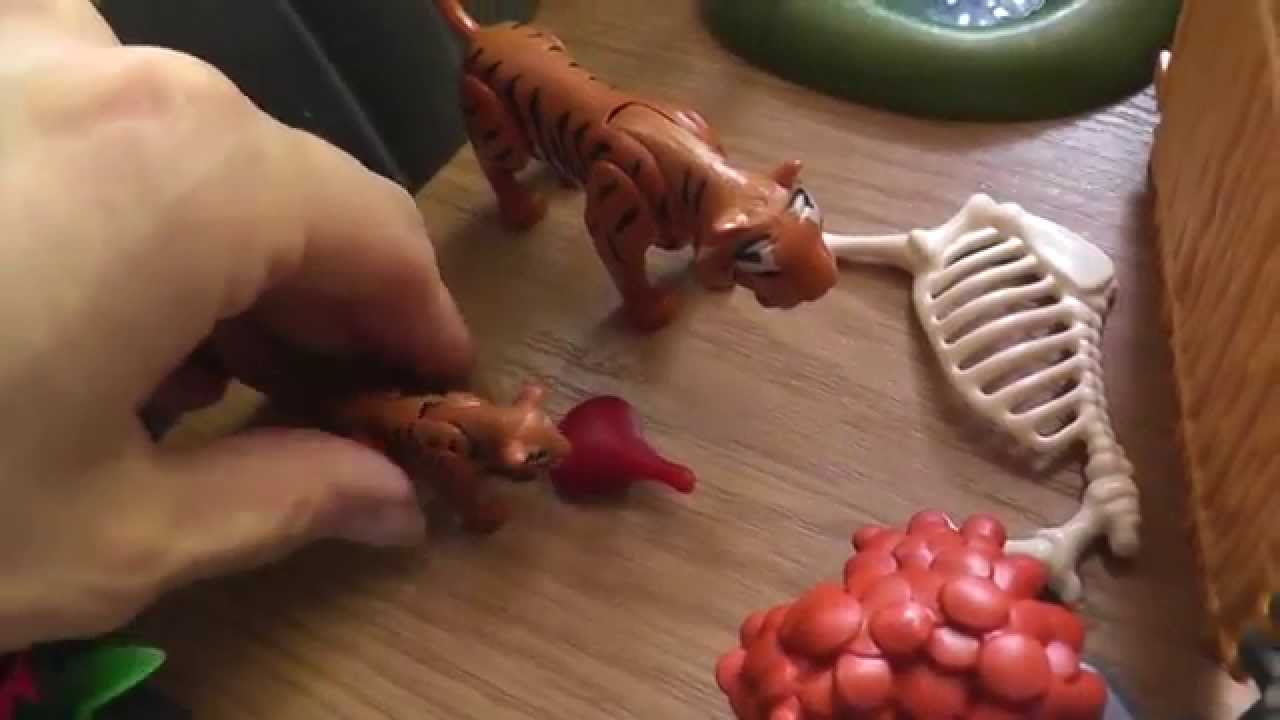 <b>Игровой набор Зоопарк</b> животные Азии <b>PLAYMOBIL</b> 4852 ...