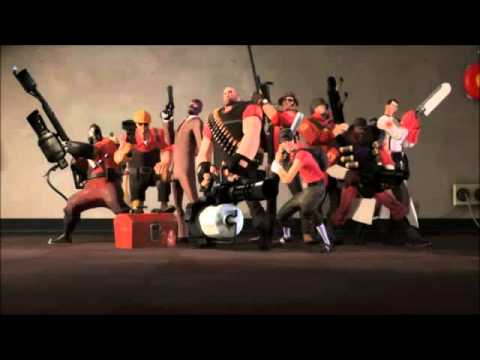 Team Fortress 2 - Spy Sounds (reversed)