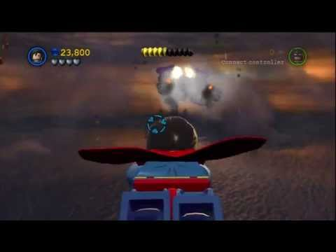 LEGO Batman 2: DC Super Heroes - Chapter 10: Down To Earth