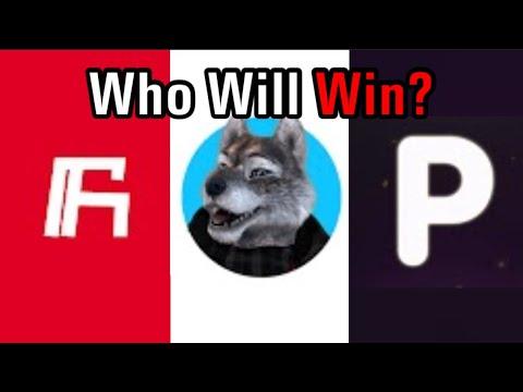RAREL TV Vs Рудя Vs Вульфыч: Subscriber History (2019-2024)