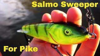 Salmo Sweeper video