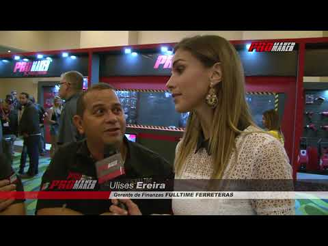 Entrevistas - Promaker® - Ulises Ereira