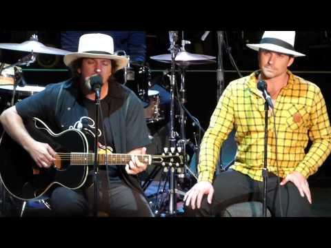 Pearl Jam - Just Breathe w/Lukas Nelson - Bridge School (October 26, 2014)