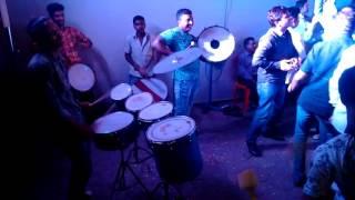 Prashant keyboard master haldi show..7875017875