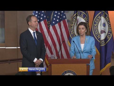 "Democrats prepare to subpoena the White House; President Trump cries ""coup"" - EWTN News Nightly"