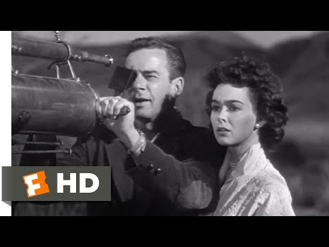 It Came From Outer Space (1953) - Crash Landing Scene (1/10) | Movieclips