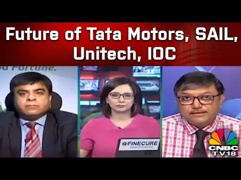 Future of Tata Motors, SAIL, Unitech, IOC, SBI, Kajaria Ceramics, Titagarh Wagons | Your Stocks