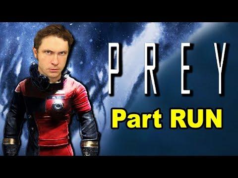 [SCARY GAMING] PREY: Part RUN!!!