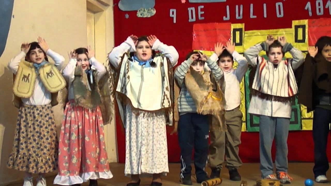 Mi vicu ita acto del 9 de julio antonella canta y for Gimnasio 9 de julio