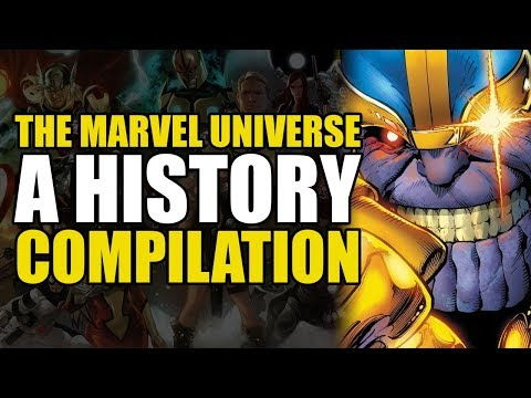 The Marvel Universe: A History (Full Story)