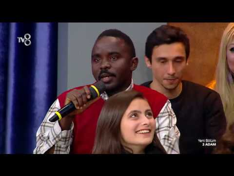 Sudan'lı Ahmet, 3 Adam'la Tanışıyor | 3 Adam