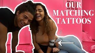 WE GOT MATCHING TATTOOS!! (not clickbait)
