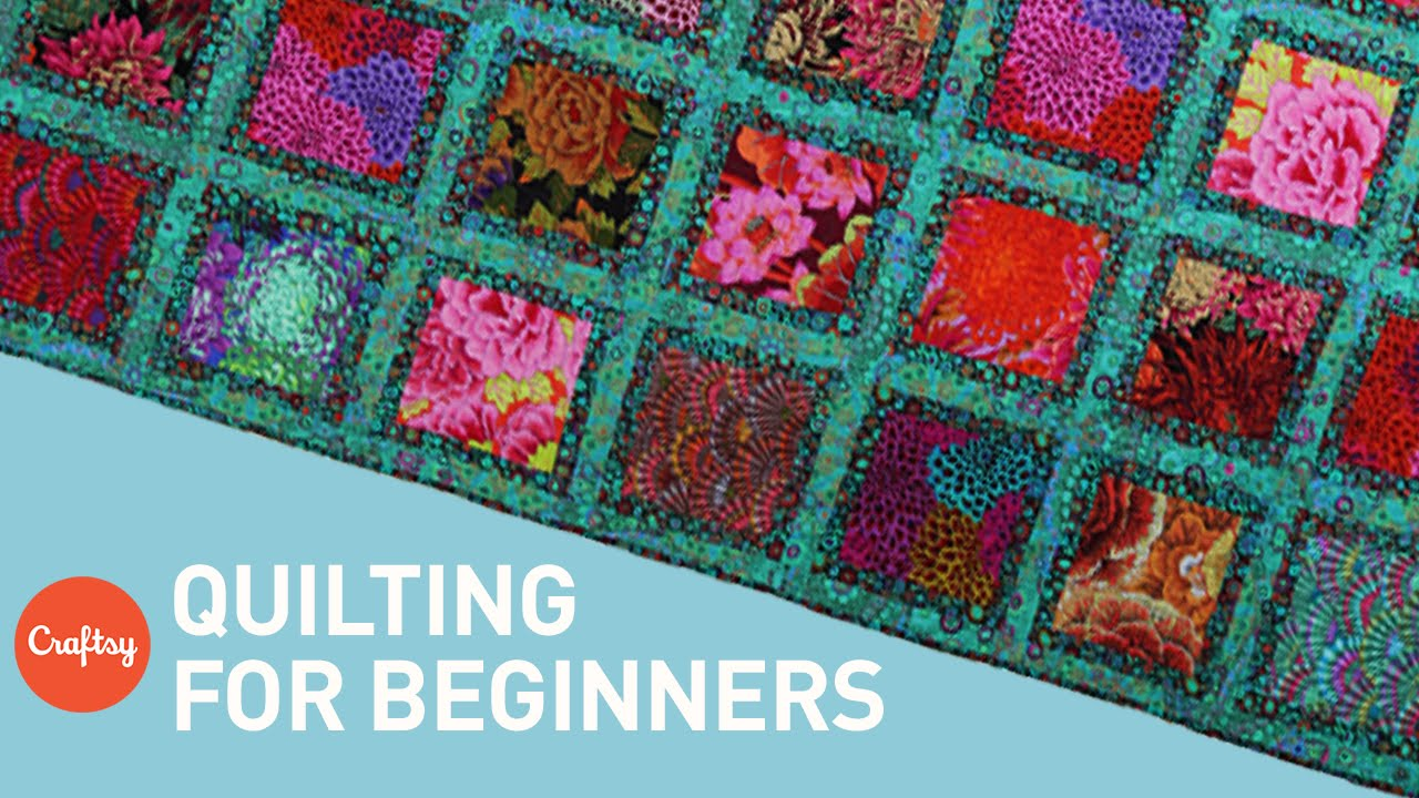 Quilting For Beginners Essential Techniques Quilting