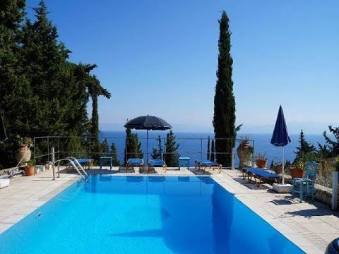 Villa for sale  Paxoi Greece- Greek Exclusive Properties