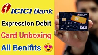 Phonepe Chat Launched ¦ Icici Bank Expression Debit Card Unboxing ¦Icici Expression Debit Card Apply