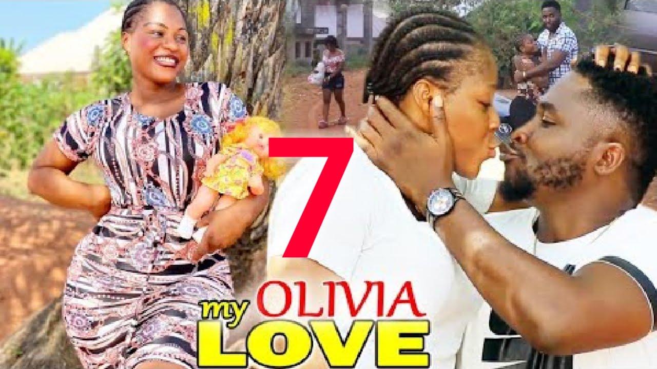 Download OLIVIA MY LOVE SEASON 7- (Trending Hit Movie HD) - Destiny Etico 2021 Latest Nigerian Movie Full HD