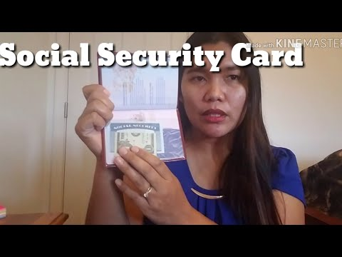 How To Get USA Social  Security Number And What Are The Requirements And When Do We Need To Get SSN