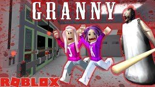 Roblox: Granny / ESCAPE THE SCHOOL & ESCAPE THE HOUSE! / COMPLETE ESCAPES & WALK-THROUGH