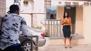 A Billionaire Finds True Love In His Compound When the Pretty Girl Came Visiting - nigerian movies