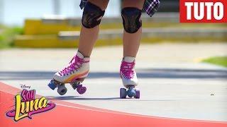 vuclip Soy Luna - Tuto Roller : Avancer et prendre de la vitesse