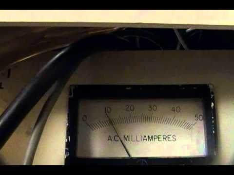 Checking The Milliamps