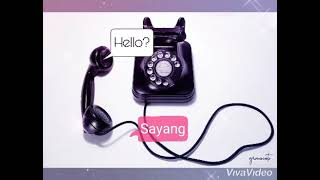 HELLO HELLO SAYANG ~ A. RAMLIE & SANISAH HURI (cover)
