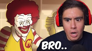 If He Offers You To Try His BIG MAC...ALWAYS SAY NO (Scary Animation Reaction)