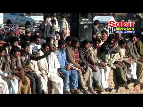 Khan Zubair Khan Trag VS Sayed Owan Abbas Shah Tobhi Volibal Show Match 31-01-2016 Naushehra Part 1
